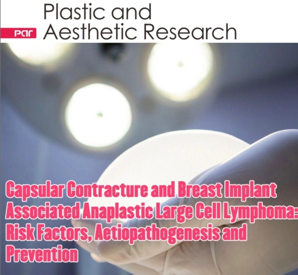 國際知名醫學期刊邀請邱醫師撰稿,聚焦:假體隆乳引起的「大細胞淋巴瘤」