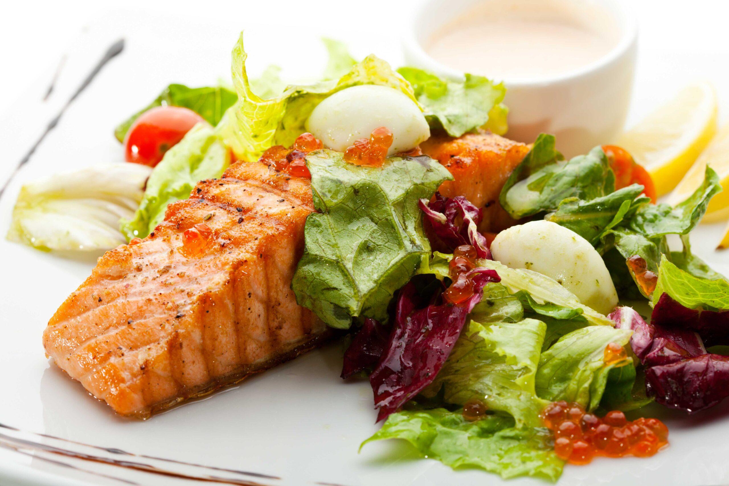 一周減肥餐食材補充知識