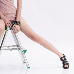 瘦腿後的美腿