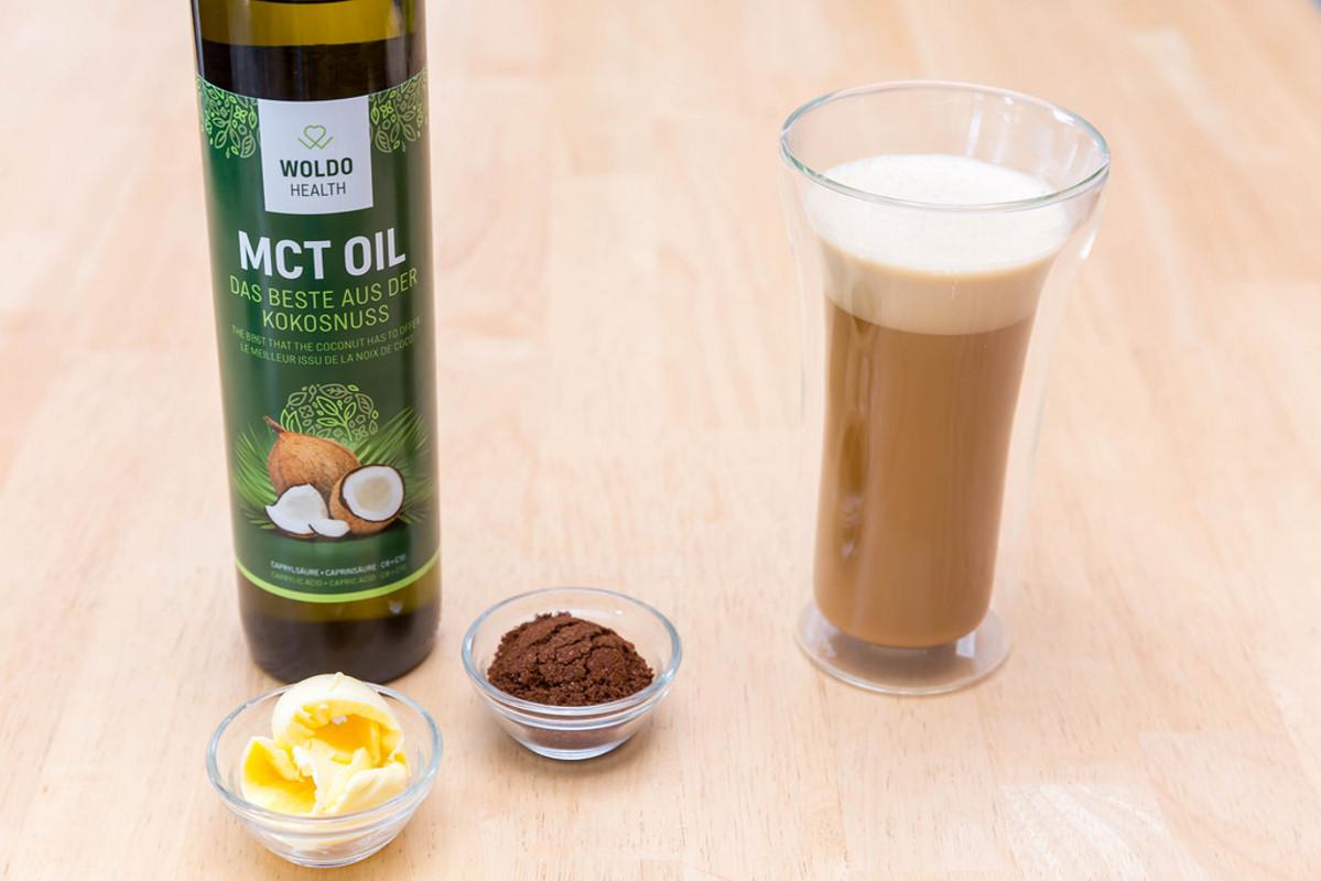 咖啡加動物奶油加椰子油就成了「防彈咖啡」