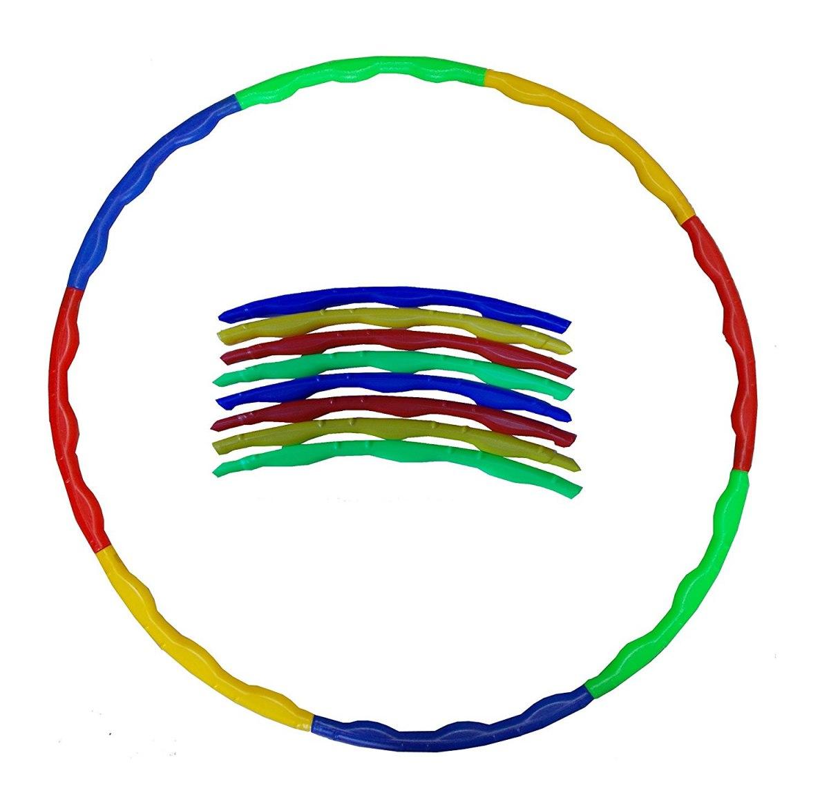 過度使用重型有凸起物的呼拉圈要小心