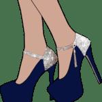 怎樣穿高跟鞋不讓腿變粗?