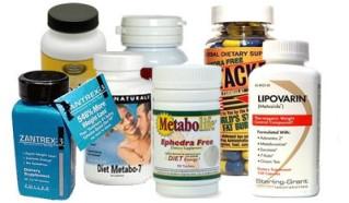 瘦身訣竅二、瘦身藥物的安全使用法