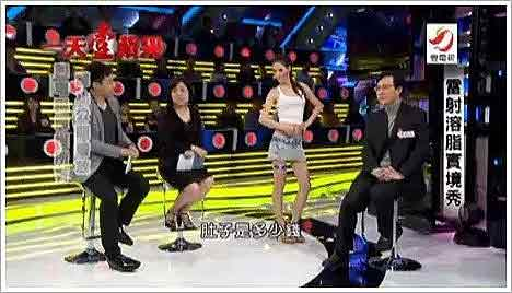 壹電視專訪談雷射除脂超音波除脂體雕