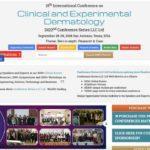 美國德州2018年皮膚科國際會議邀請演講