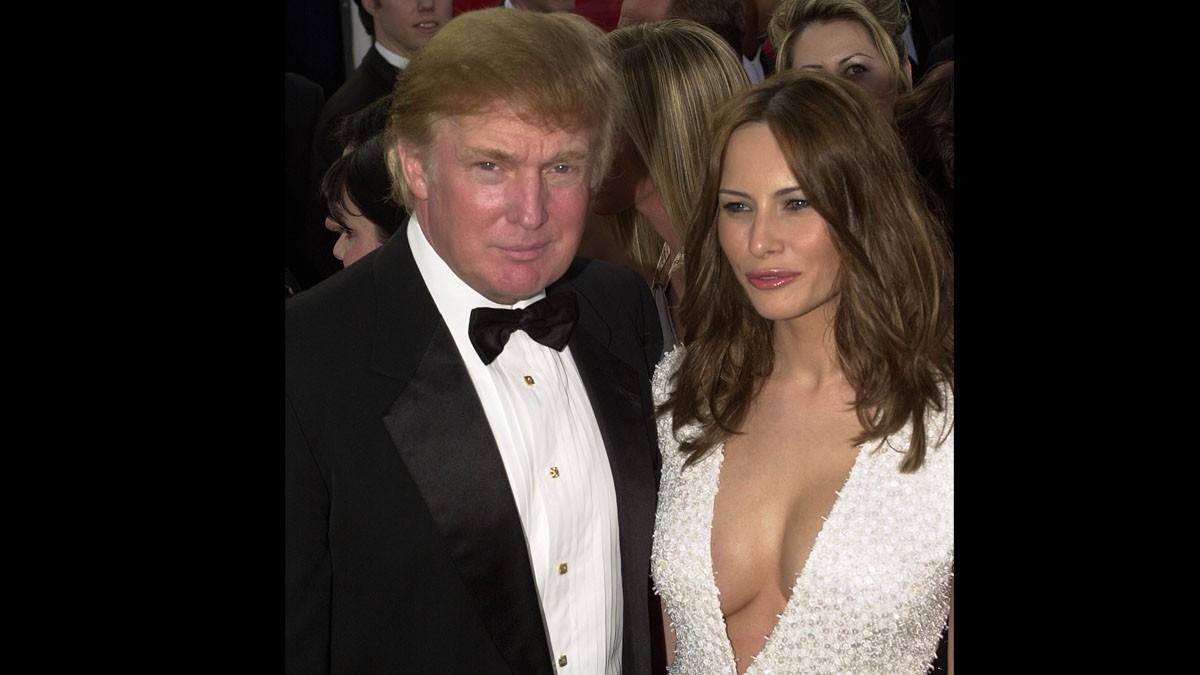 美國總統川普比現任老婆大24歲