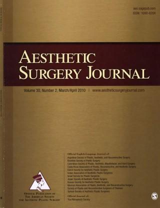 ▲第二篇自體脂肪隆乳醫學論文被美國整形外科醫學期刊接受刊登