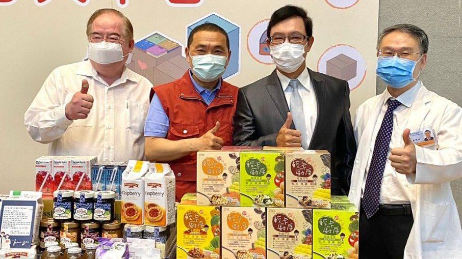 「輕卡廚房」 為前線醫護人員補充抗疫力對抗新冠肺炎