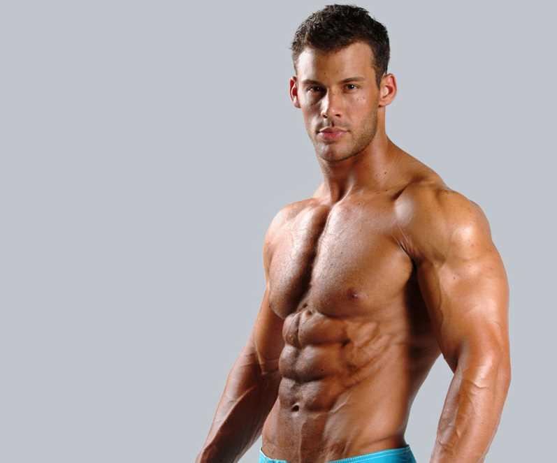 想要練出大塊的肌肉要靠阻力運動