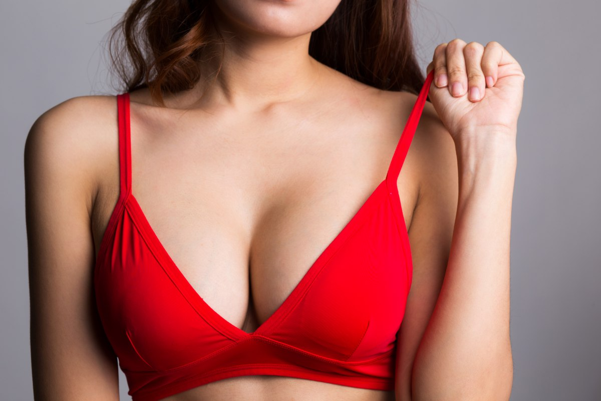 自體脂肪隆乳三個月穩定後,效果是永久的不會消失