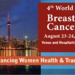 加拿大「第四屆乳房病理與癌症診斷會議」