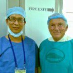 自體脂肪隆乳專家和國際大師交換心得