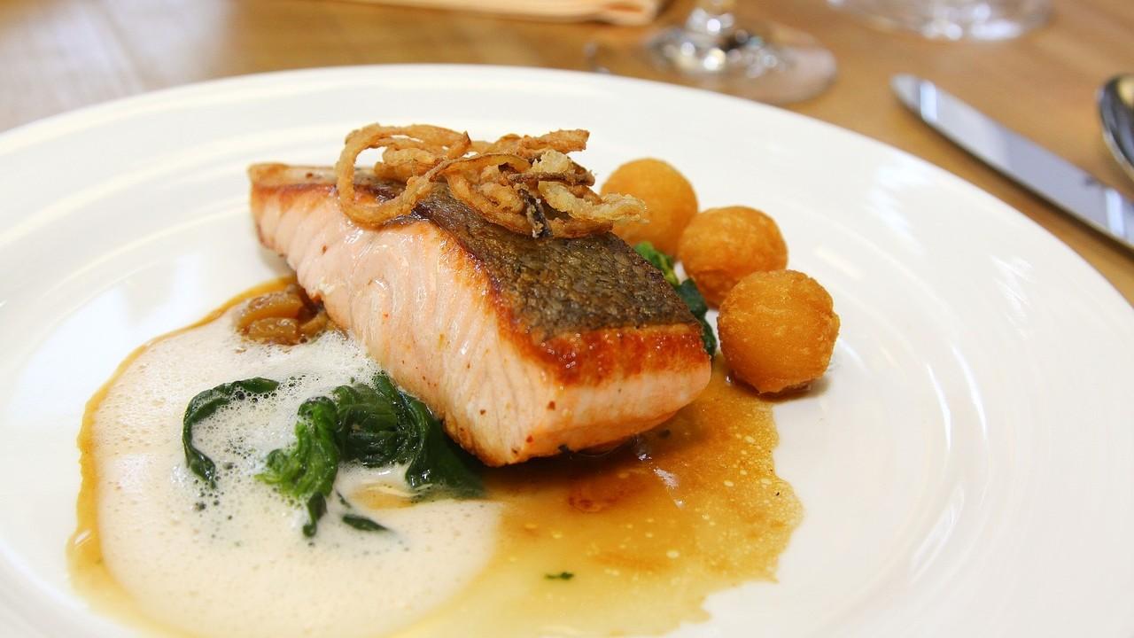 想減肥, 魚類是很好的蛋白質來源