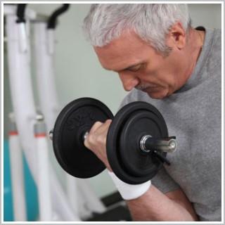 每天20分鐘的運動,連續13週,可以提升動物肌肉中的幹細胞20-35%