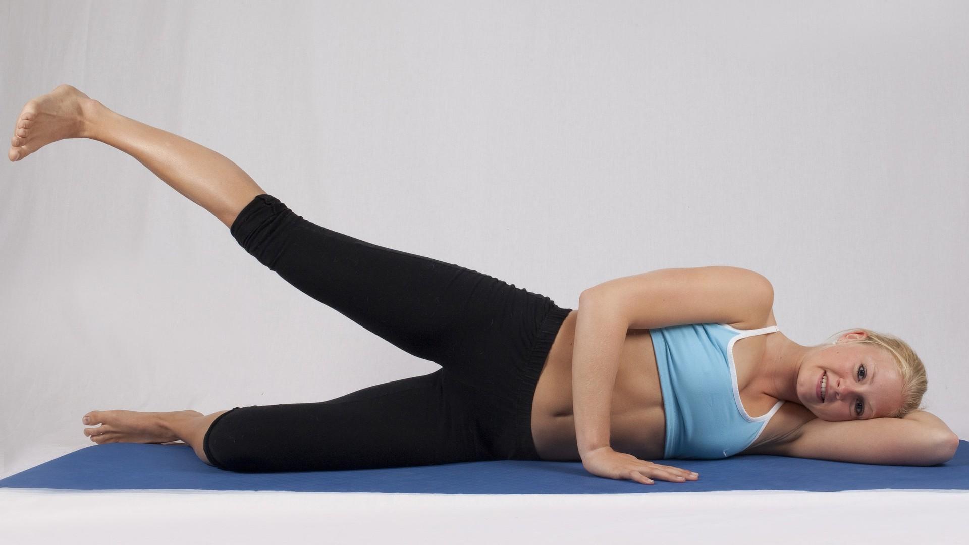 簡單室內運動也能幫妳減肥
