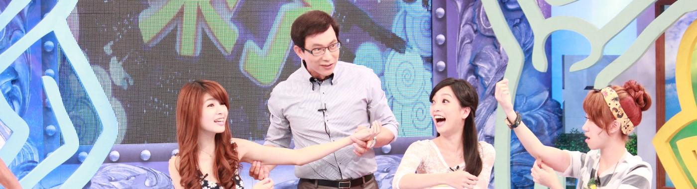 康熙來了電視節目紅遍台灣和中國