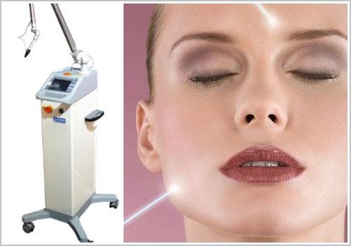 晶雕飛梭雷射可改善膚質膚色,去除細紋、老斑和痘疤