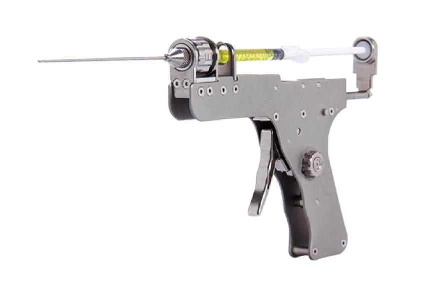 脂肪槍可以進行微量注射