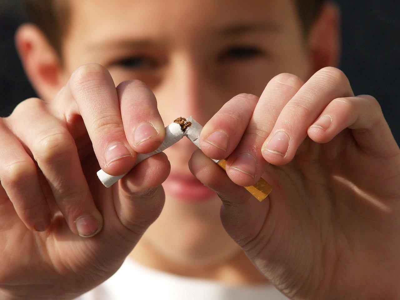 想戒菸但怕變胖怎麼辦