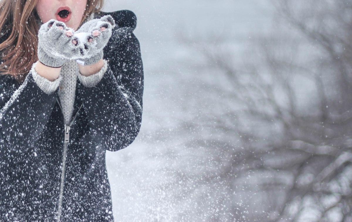冬天不愛動也是發胖的原因