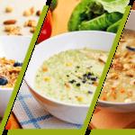 代餐就是代替正餐來達到減肥的效果