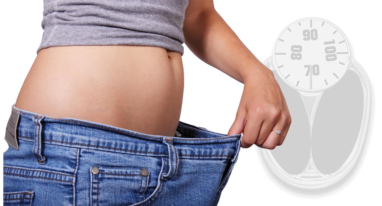 縮胃針打過以後兩個星期,胃容積減少一半