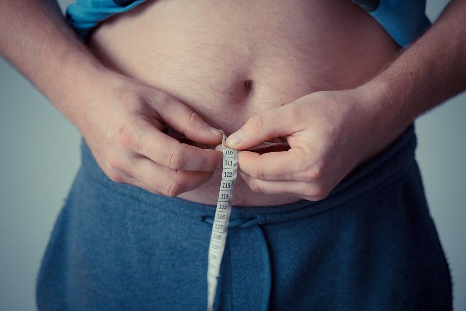腹部肥胖如何解?