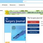 外科醫學期刊 The Surgery Journal