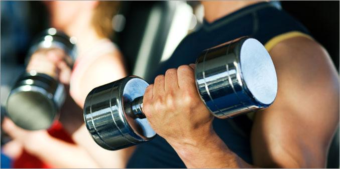 無氧運動會產生乳酸,引起肌肉痠痛