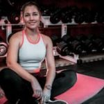 女性練健身要小心肩膀粗壯!