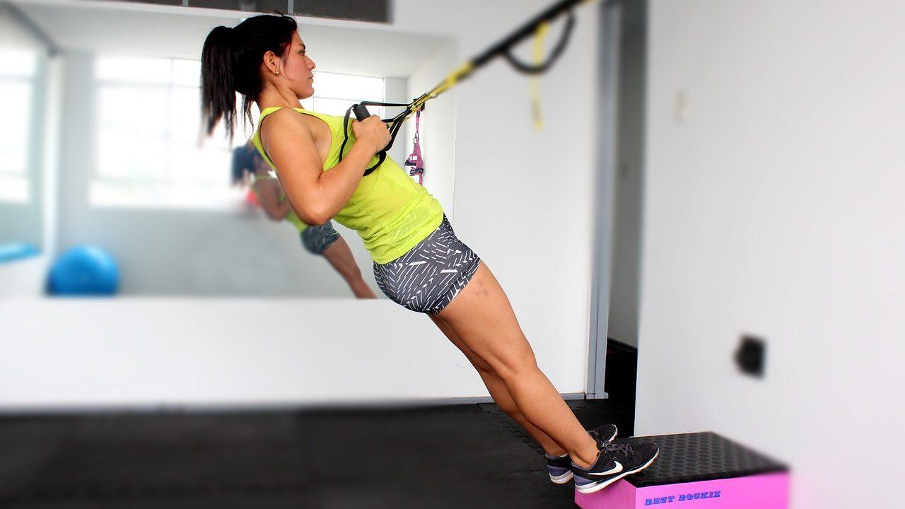 無氧的阻力運動是很好的增肌方式