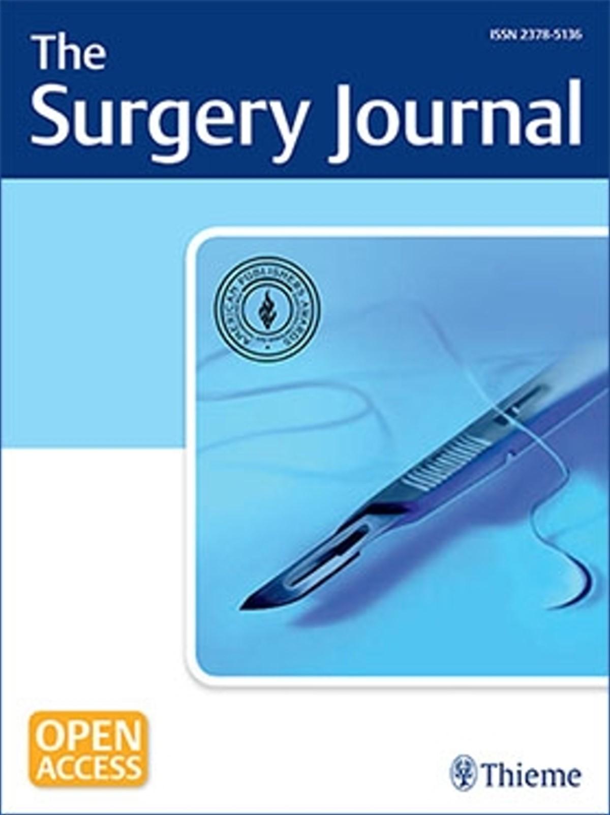 美國外科醫學期刊